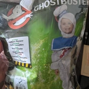 Ghost busters stay puff costume